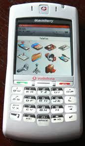 PDA Nr. 151: RIM BlackBerry 7100v ...
