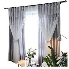 romantic bedroom window treatments. Modren Window Queenu0027s House Romantic Girls Bedroom Window Curtains Panels Set Of 252u0027u0027W Throughout Treatments N