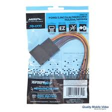 metra 70 1771 car stereo wire harness for 1988 2011 ford lincoln Metra Wiring Harness Website metra 70 1771 car stereo wire harness product packaging Metra Wiring Harness Diagram
