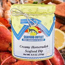 FM's Creamy Horseradish Seafood Dip ...