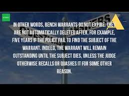 3 Ways To Anonymously Check Outstanding Warrants  WikiHowHow To Deal With A Bench Warrant
