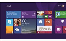 Micro Soft Home Page Windows 8 1 Update Brings Back The Start Button Telegraph