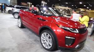 2018 land rover convertible. unique 2018 range rover evoque 2018 convertible washington dc auto show 2017 for land rover convertible