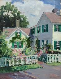james king bonnar landscape painting emily post s home martha s vineyard
