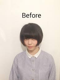 お洒落ヘアくせ毛を活かした2wayショートヘアスタイル 髪型 Acqua
