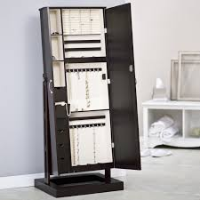 furniture fresh modern jewelry armoire with lock 21253 throughout wonderful lockable jewelry armoire your home decor