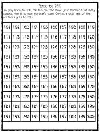 Numbers 100 120 Freebies Teaching Numbers Math