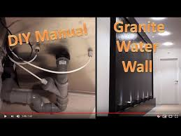 diy waterwall manuals learn build