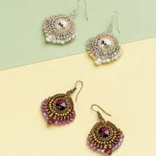 Beaded Earring Patterns