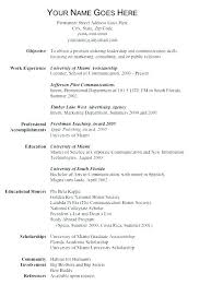 Making A Resume On Word Help Make Resume Here Are Build Resume ...