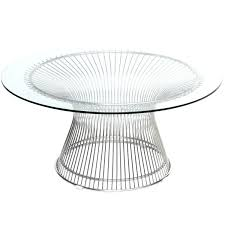 city schemes contemporary furniture. Plain City Wide Coffee Table C Steel Wire Base City Schemes  Contemporary Furniture 36 In R