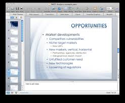 Create A Ppt How To Create A Powerpoint Presentation From A Swot Analysis Mindmap