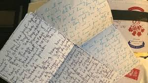 Format of informal letter as per cbse. Letter Writing Connection In Disconnected Times Bbc News