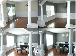 office in dining room.  Dining Turning A Bedroom Into An Office Dining Room And Duo Ventures  Part 1 Small  On In
