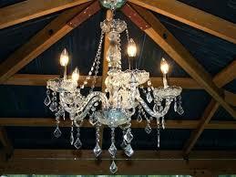 image of for gazebos solar outdoor chandeliers