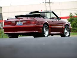 Ford Mustang generations technical specifications and fuel economy