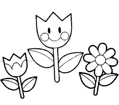 Free Coloring Pages Spring Spring Coloring Sheets Preschoolers