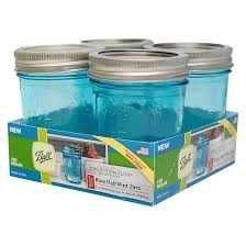 ball 4 oz mason jars. ball® set of 4 8oz regular mouth jars ball oz mason u