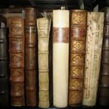 i d get a book spine like one of these old books down my spine