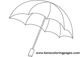 Small Picture Rainbow umbrella coloring pages