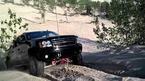 Lifted Chevy Avalanche