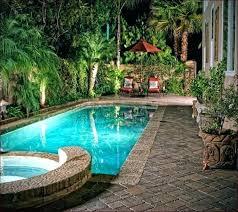 Small Modern Pool Designs Rentandgoco Mesmerizing Small Pool Designs For Small Backyards Style