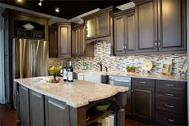Cherry Kitchen Cabinets Kitchens with Cherry Cabinets Accent