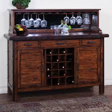 rustic dining room hutch. Dining Room Cabinet With Wine Rack Fresh Rustic Server Mirrored Hutch