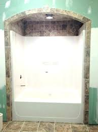 how to tile around a tub surround captivating ideas for bathtub surrounds pictures best shower cap