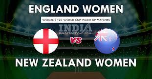 Check nz women vs eng women 2nd t20i videos. En W Vs Nz W Dream11 Match Prediction Women S T20 World Cup