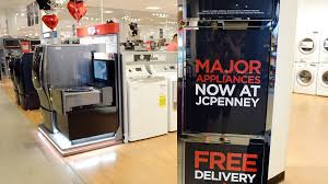 Jcpenney Appliances Kitchen Jcpenney In Abingdon Adds Major Appliance Showroom Baltimore Sun