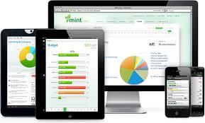 Mint Personal Finance Budgeting Money Management
