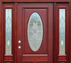 wood front doorsFront Doors  Exterior Doors  The Home Depot