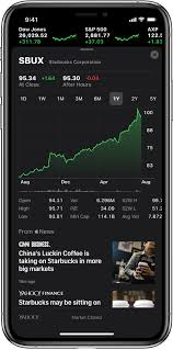 Check Stocks On Iphone Apple