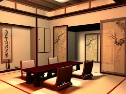 Zen Colors For Living Room Inspirational Japanese Living Room Idea With Decorative Sliding