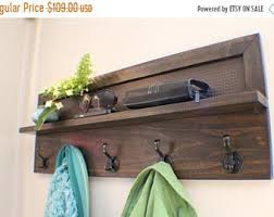 Unique Wall Mounted Coat Rack Wall Mounted Coat Rack Etsy 46