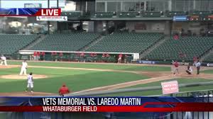 Buccaneer Stadium Corpus Christi Seating Chart Live Look At Veterans Memorial Laredo Martin Playoff Game At Whataburger Field