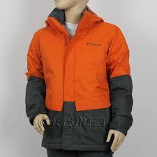 new boys columbia bugaboo omni heat tech outgrown winter jacket coat parka