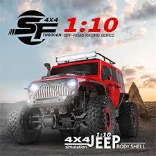 DSstyles Wltoys 104311 1/10 <b>2.4G 4WD Rc Car</b> Rock Crawler ...