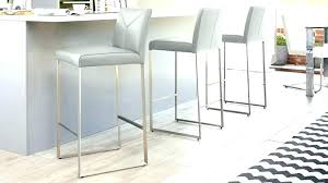 full size of white leather bar stools studded stool height chairs grey cushions kitchen gorgeous