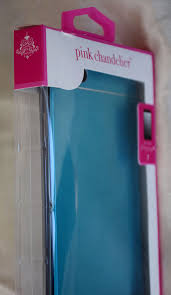 mary beth pink chandelier slim fit case for iphone 7 bytech ny shiny blue