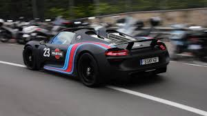 porsche 918 spyder black. porsche 918 spyder sound in monaco accelerations downshifts hd youtube black