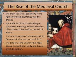 the middle ages introduction and overview 14 the rise of the medieval