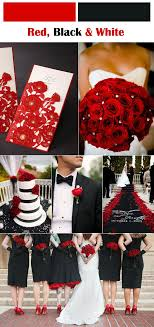 fall and winter wedding color palettes