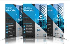 apartment brochure design. Corporate Real Estate Flyer Apartment Brochure Design E