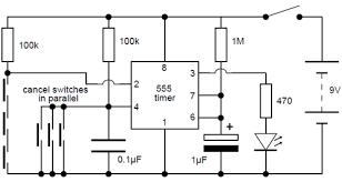 simple electronic lock circuit diagram circuits pinterest electronic circuit diagrams projects at Electronic Circuit Diagrams