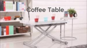 Coffee Table Turns Into Dining Table Space Saving Coffee Table Transforms Into Dining Table In Seconds