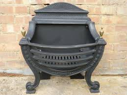image of choose cast iron fireplace grate