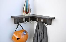 wall mounted corner shelves