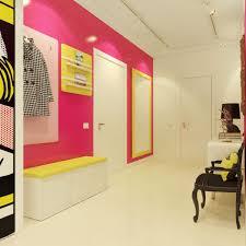 pink home office design idea. Pink Home Office Design Idea